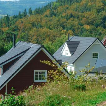 3 modèles de maisons personnalisées sur les hauteurs de Colmar, à Labaroche en Alsace