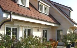 Nouvelle maison à ossature bois à Wettolsheim